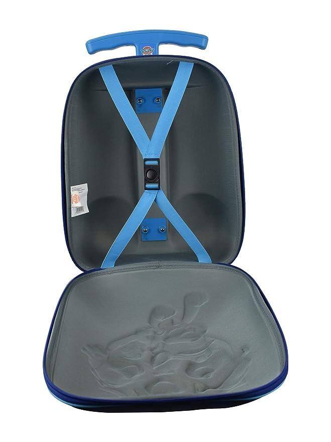 Amazon.com: ATM Paw Patrol Boy Blue Scootie - Equipaje para ...