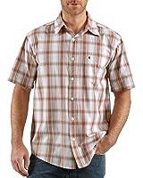 Carhartt Plaid Short-Sleeve Shirt