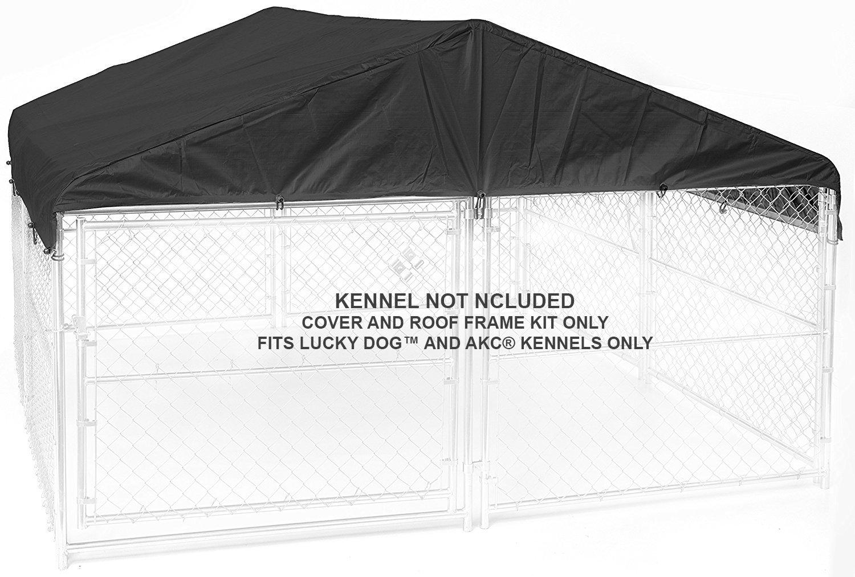 Weatherguard Hundehütte Rahmen & Cover Set: Amazon.de: Haustier