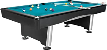 Dynamic Triumph, Negro, 8 ft. (mesa de billar piscina: Amazon.es ...