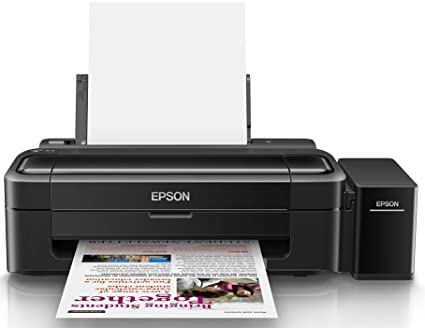 d01edcfd765d Amazon.in: Buy Epson L130 Single-Function Ink Tank Colour Printer Online at  Low Prices in India | Epson Reviews & Ratings