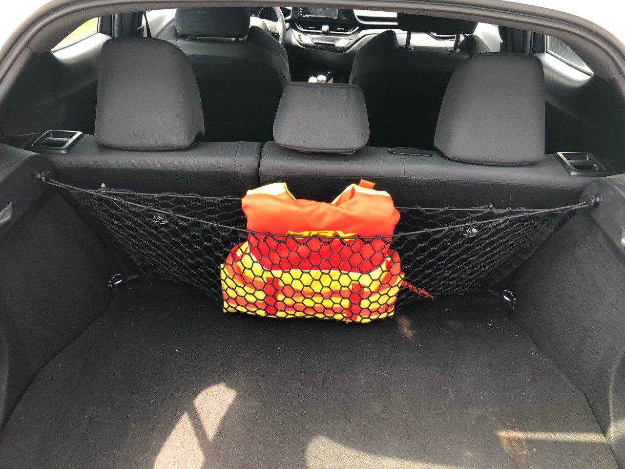 Envelope Type Trunk Cargo Storage Net for Toyota Camry 2018-2019