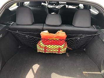 Amazon Com Envelope Style Trunk Cargo Net For Toyota C Hr Chr 2018