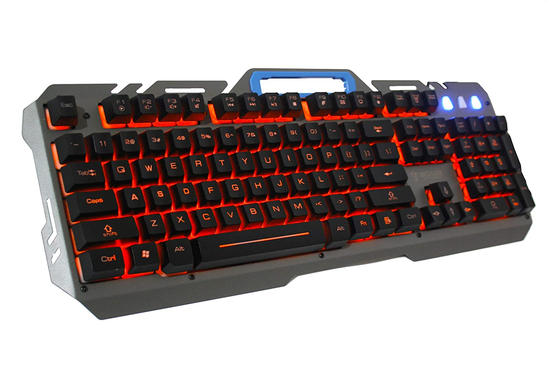 Offbeat® Offbeat® Slayer Wired Gaming Mechanical Like Keyboard