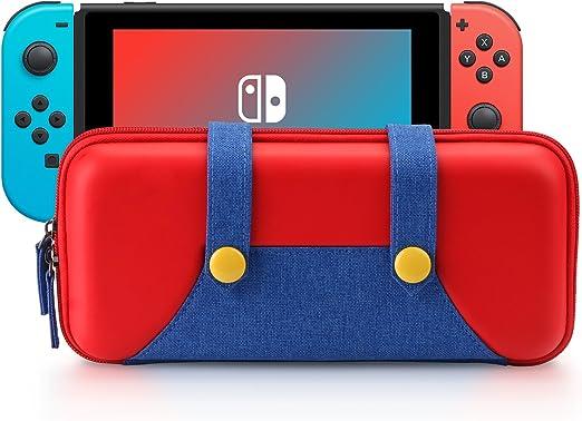 Hometty - Funda de transporte compatible con Nintendo Switch ...
