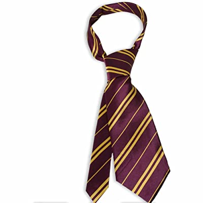 Rubie's Costume Co Harry Potter Gryffindor Tie: Toys & Games