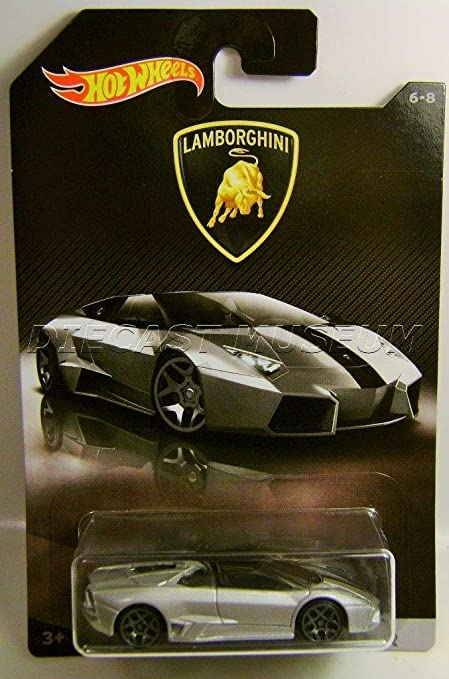 Amazon Com Hot Wheels 2017 Lamborghini Series Lamborghini Reventon