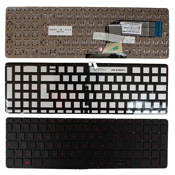 HP Pavilion 15-P100DX Keyboards4Laptops UK Layout Backlit Black Windows 8 Laptop Keyboard Compatible with HP Pavilion 15-P091SA HP Pavilion 15-P100NS HP Pavilion 15-P101NS HP Pavilion 15-P099NA