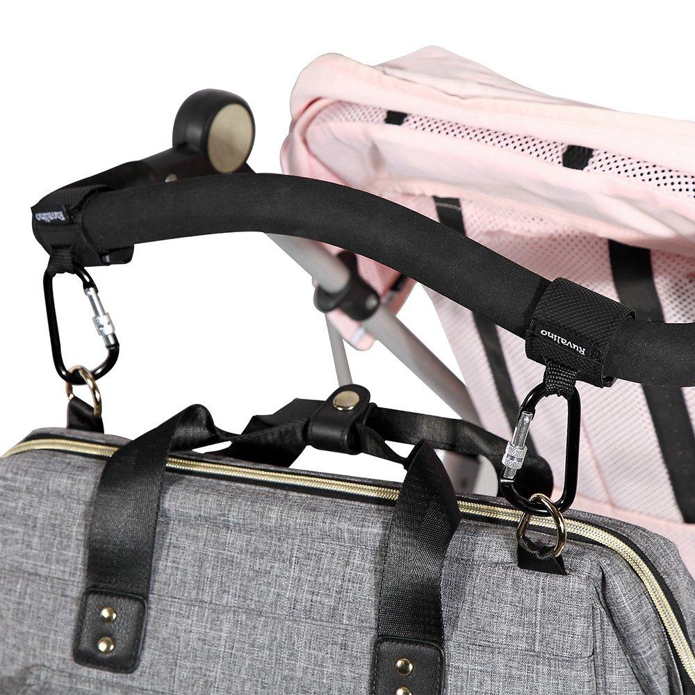 71FDHZrE2 L. SL1000  - Los 5 mejores bolsos para carritos de bebé