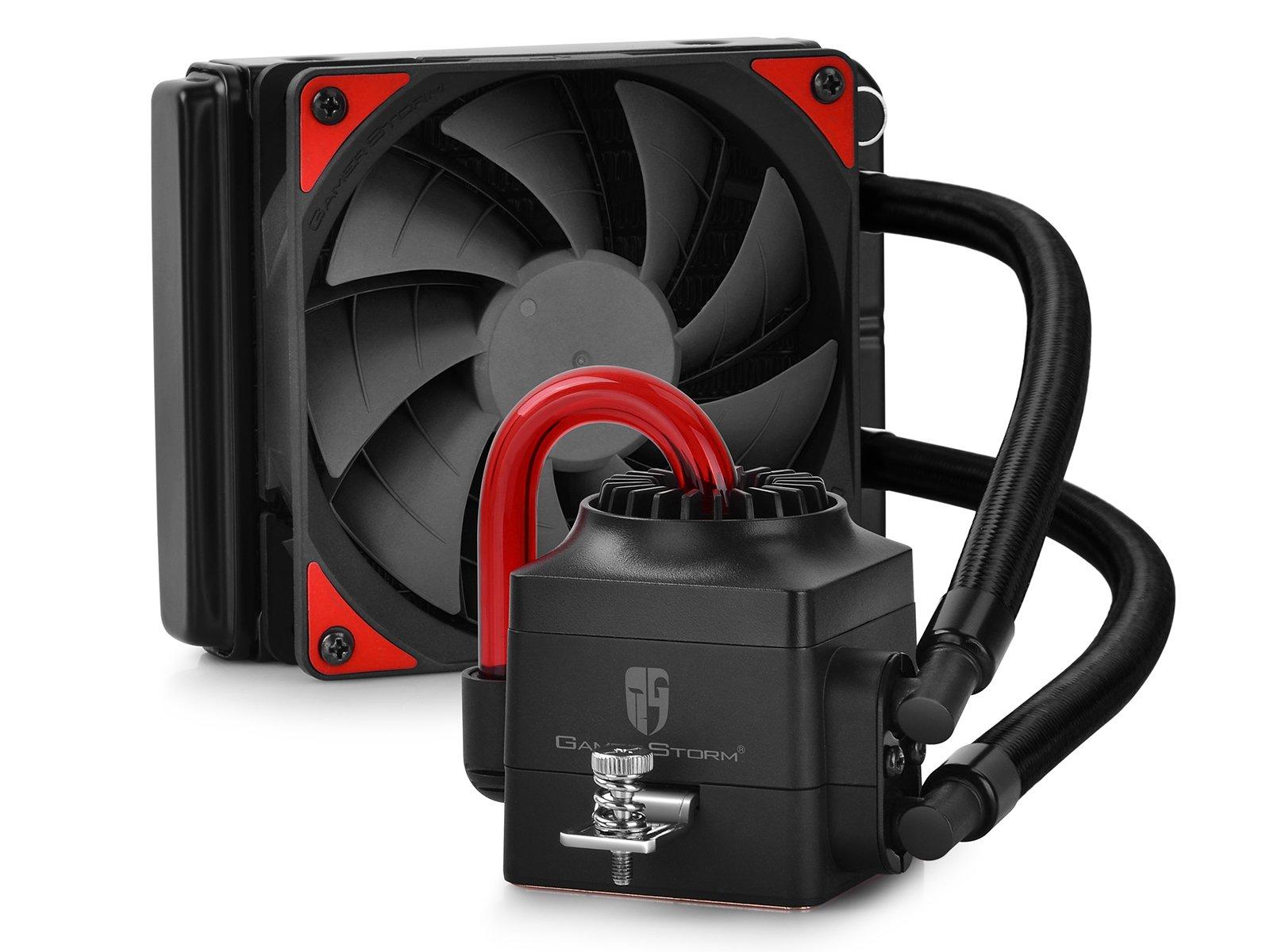 DeepCool Gamer Storm CPU Liquid Cooler AIO Water Cooling (CAPTAIN 120 EX)