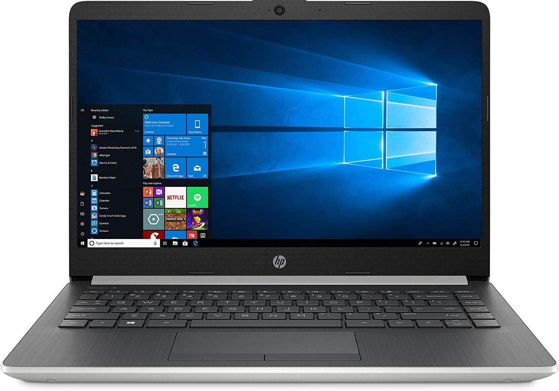 HP 14-inch Touchscreen Laptop