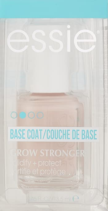 essie grow stronger base coat nail strengthener