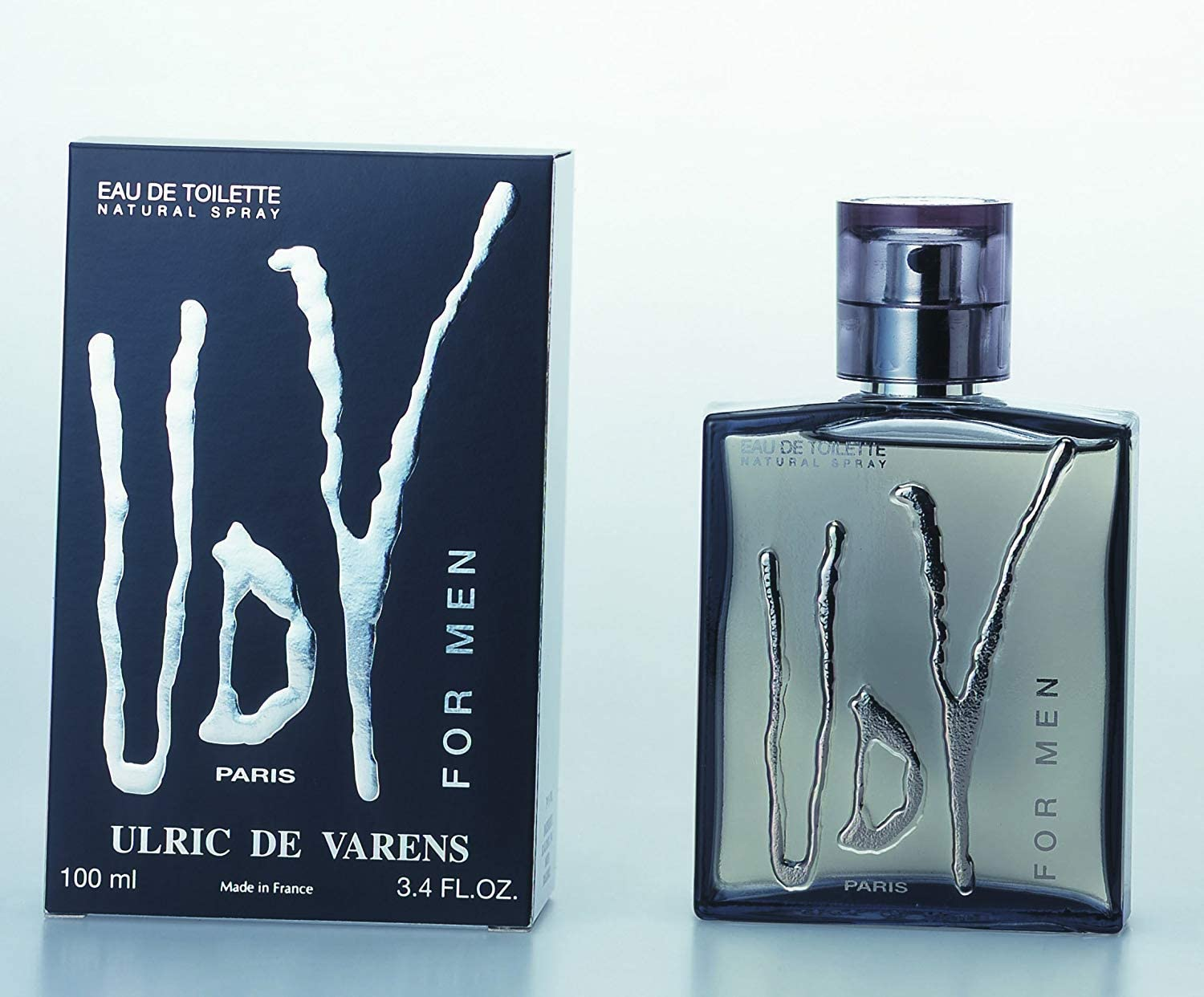 Ulric de Varens UDV Colonia para Hombre - 100 ml: Amazon.es