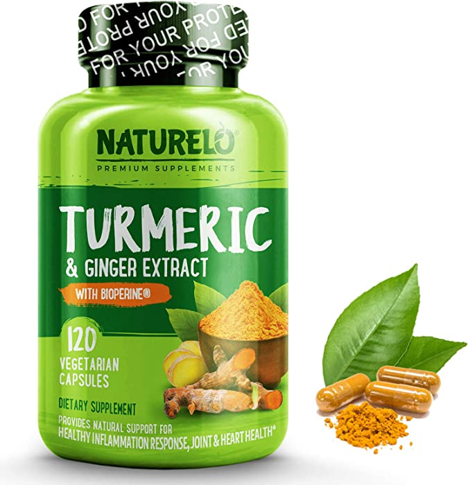 Top 5 Meaga Food Tumeric