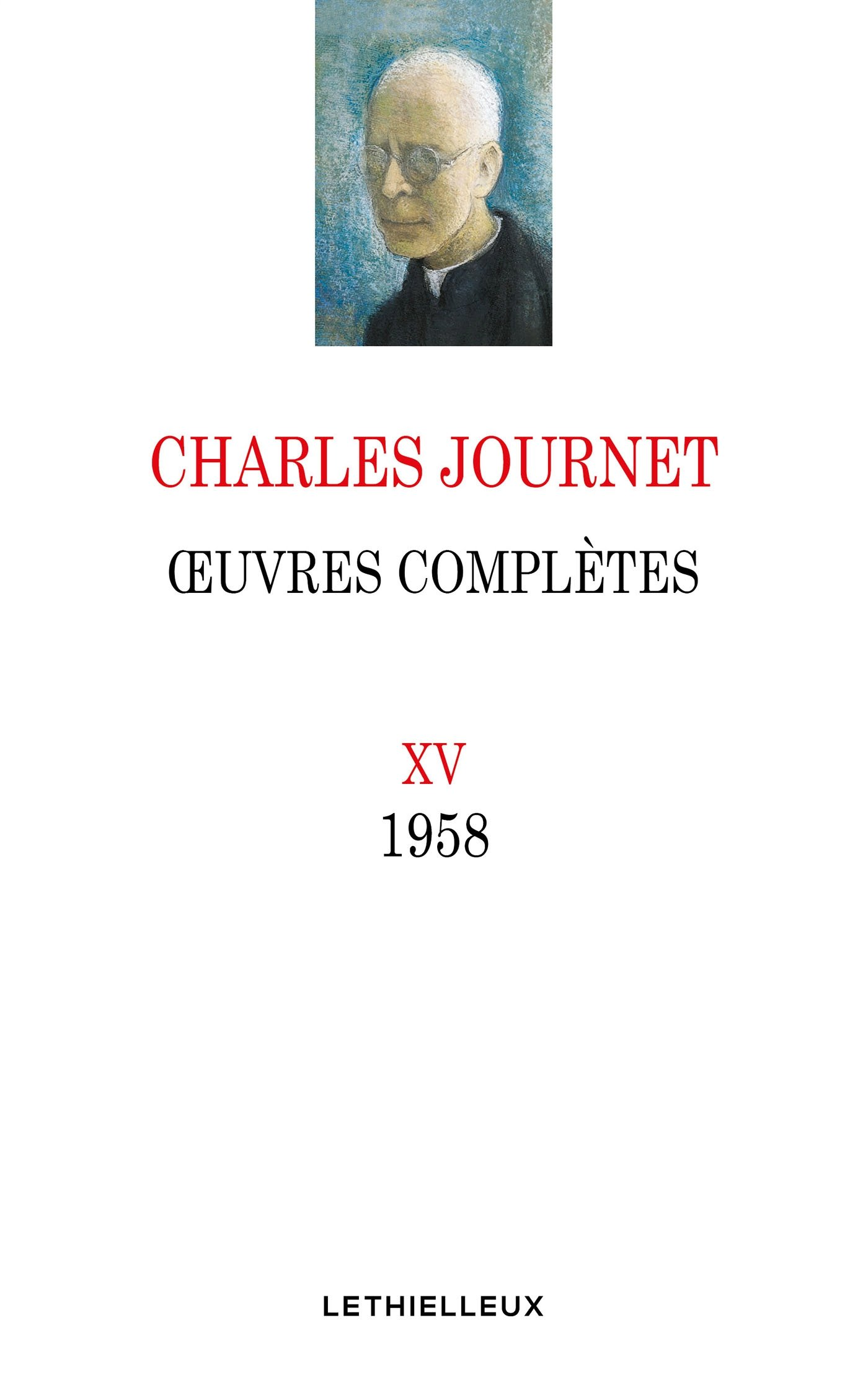 Download Oeuvres complètes, volume XV: 1958 ebook
