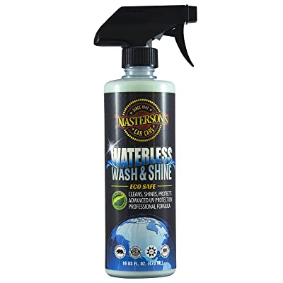 MASTERSON'S CAR CARE MCC_106_128 Waterless Wash & Shine