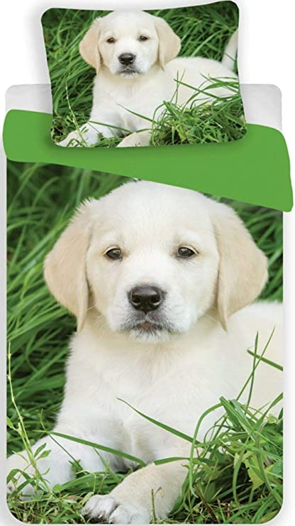 Cama con perro perros Baby 140 x 200 cm 100% algodón