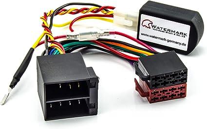 Watermark As 3410 Radio Adaptor Can Bus For Alfa Romeo Elektronik