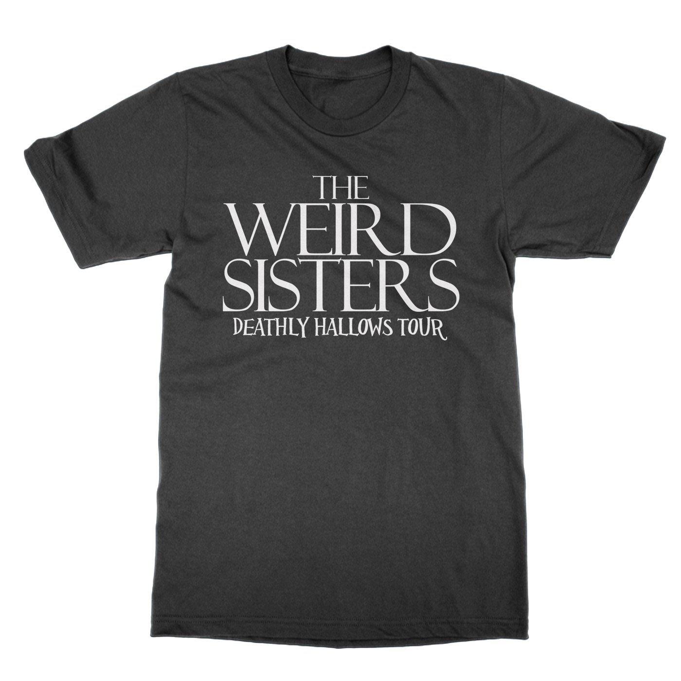 Clique Clothing The Weird Sisters Deathly Hallows Tour T-Shirt