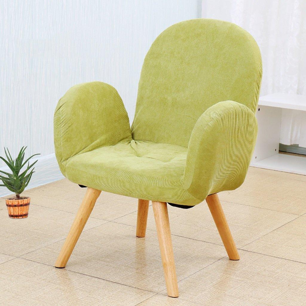 LI JING SHOP - Pliage canapé paresseux dortoir individuel chaise d'ordinateur Ménage balcon chambre moderne Simple