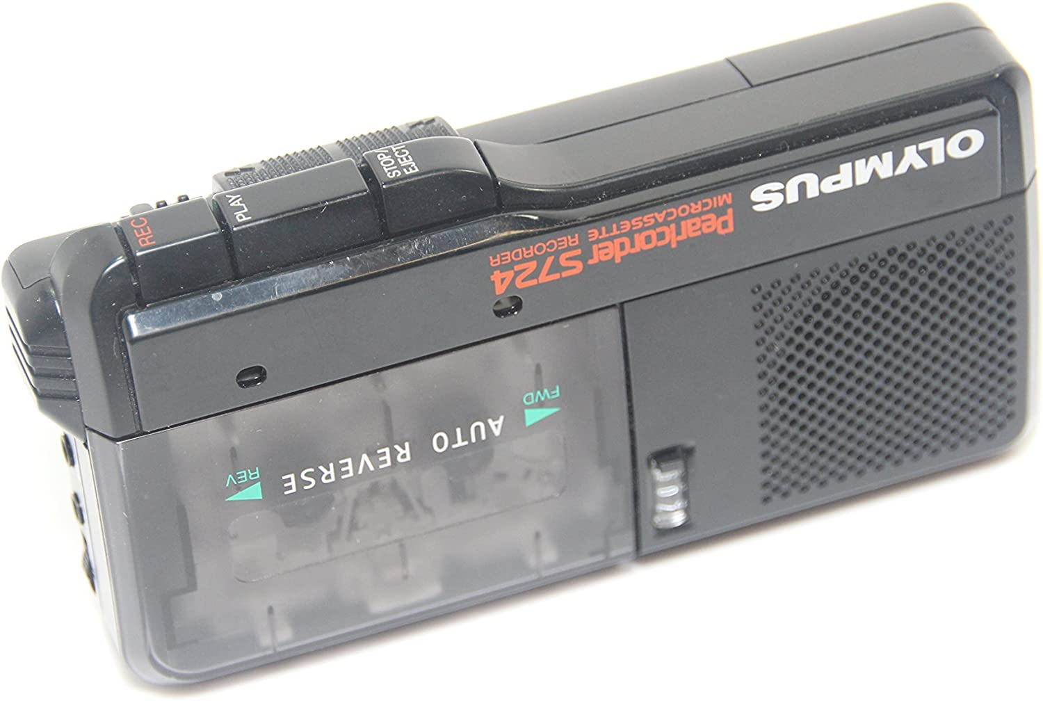Dictation & Stenography Olympus Pearlcorder S725 Microcassette ...