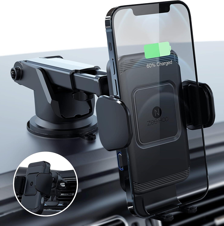 ZeeHoo Wireless Phone Mount & Charger