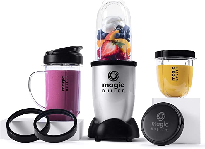 Top 4 Magic Bullet Baby Blender