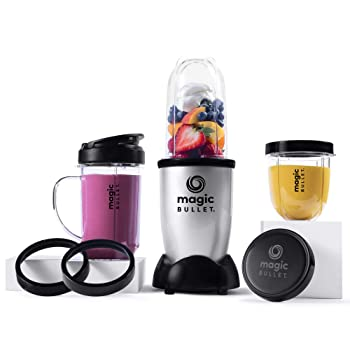 Magic Bullet 11 Piece Set Travel Blender