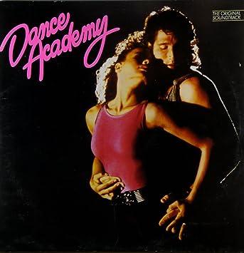 Dance Academy 1988 Vinyl Lp Chuck Francour Paula Nichols