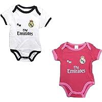 Set 2 Body Real Madrid Niños - Producto