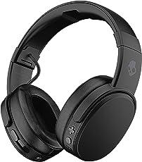 Skullcandy SCS6CRW-K591 Inalámbrico Bluetooth Over-Ear Negro