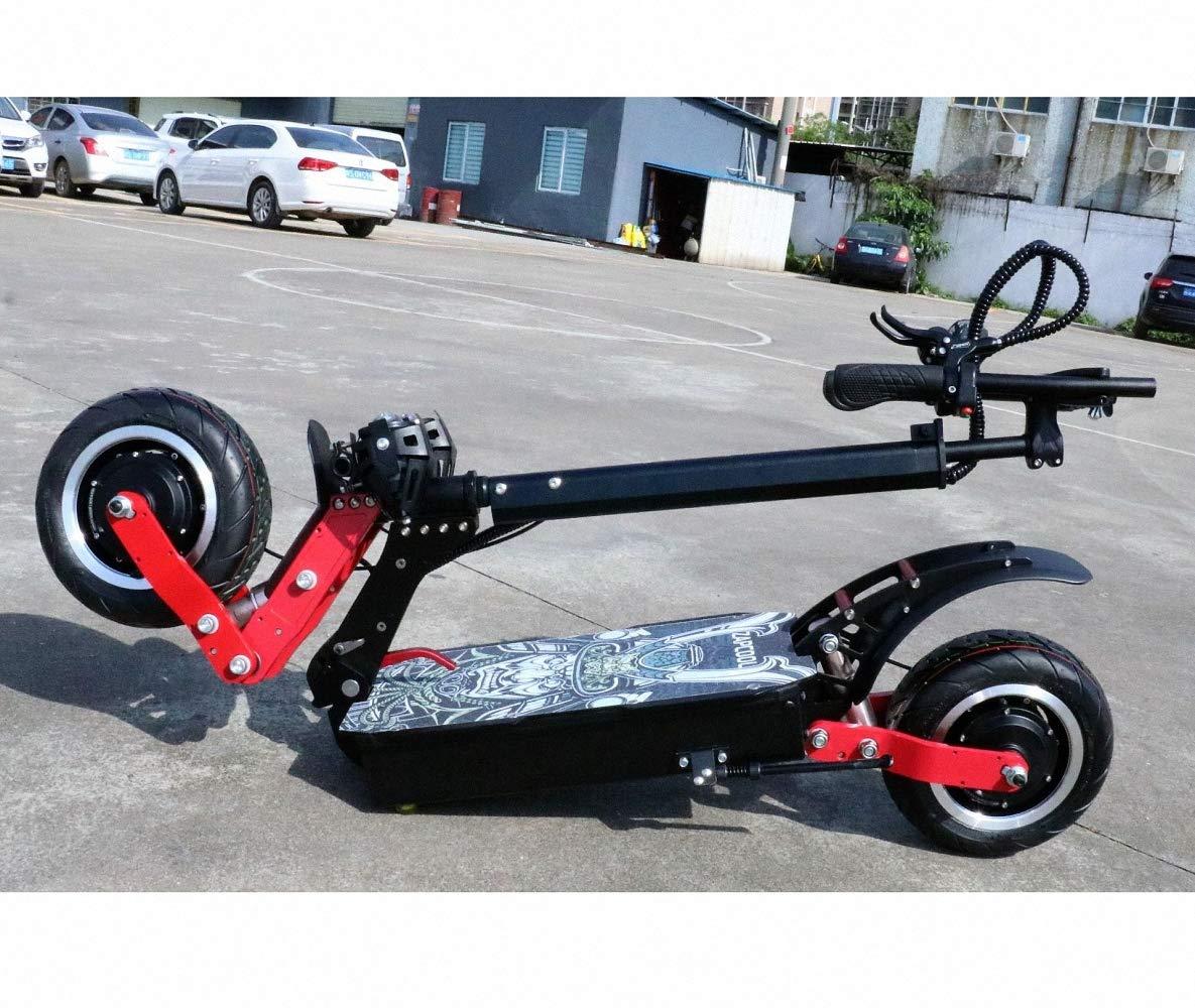 FZ FUTURE Scooter electrico Adulto, e-Scooter Plegable ...