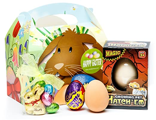 easter eggs easter gifts for children includes chocolate