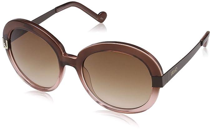 Liu Jo Lj670Sr 255 55 Gafas de sol, Brown/Rose, Mujer ...
