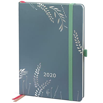 En Ingles) Agenda 2020 Everyday Diary de Boxclever Press ...