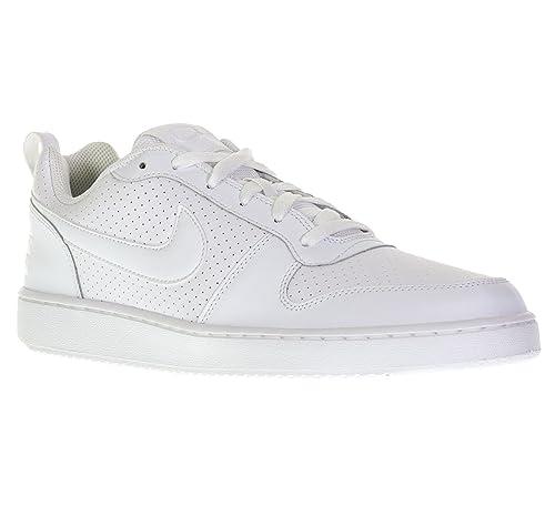 promo code 63993 d8c8b Nike Men s s Court Borough Low Top Sneakers  Amazon.co.uk  Shoes   Bags