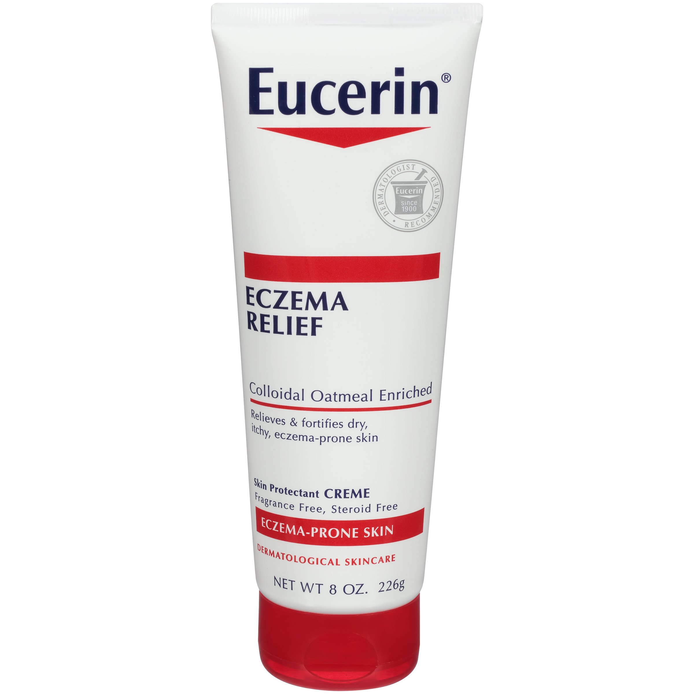 Eucerin Eczema Relief Body Creme 8.0 Ounce