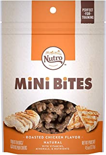 product image for Nutro 792258 4.5 oz Mini Bites Dog Treats - Chicken44; 8 Count