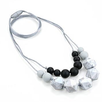 Amazon.com: Lofca - Collar de dentición para bebé para mamá ...