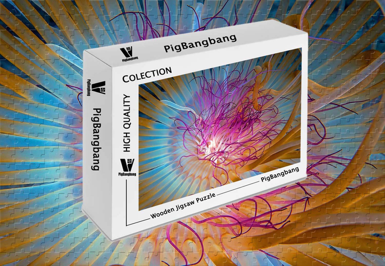 100%安い PigBangbang B07HGPSS41 バスウッドジェリーフィッシュテントカル ジョージアアトランタクローズアップ 1500ピースジグソーパズル (34.4 (34.4 X X 22.6インチ) B07HGPSS41, リビングスタジオ:90687951 --- a0267596.xsph.ru