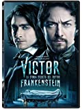 Victor - La Storia Segreta del Dottor Frankenstein (DVD)