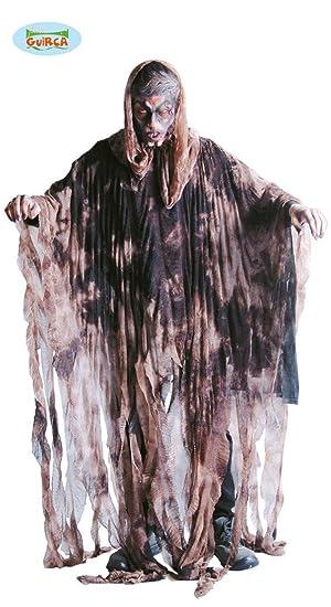 Wintergeist Kostüm für Herren Geister Halloween Herrenkostüm Sensenmann Gr M//L