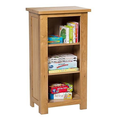 Waverly Oak Small Bookcase In Light Finish