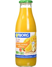 Bjorg Jus Vitalité Orange Mangue Acérola