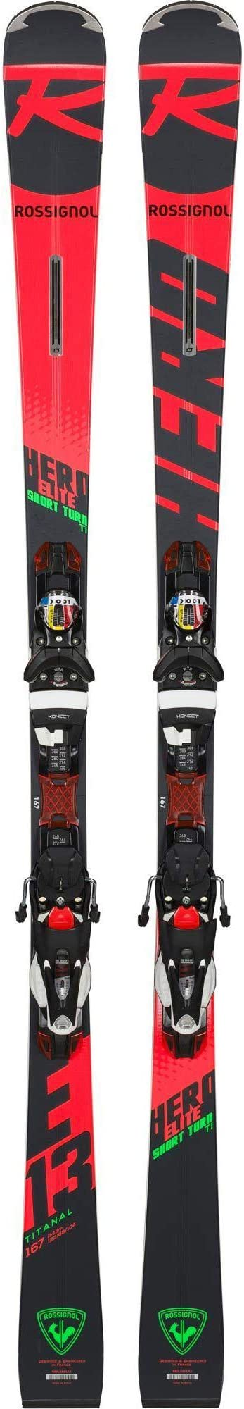 SPX 12 Konect 17//18 Rossignol Hero Elite ST Ti