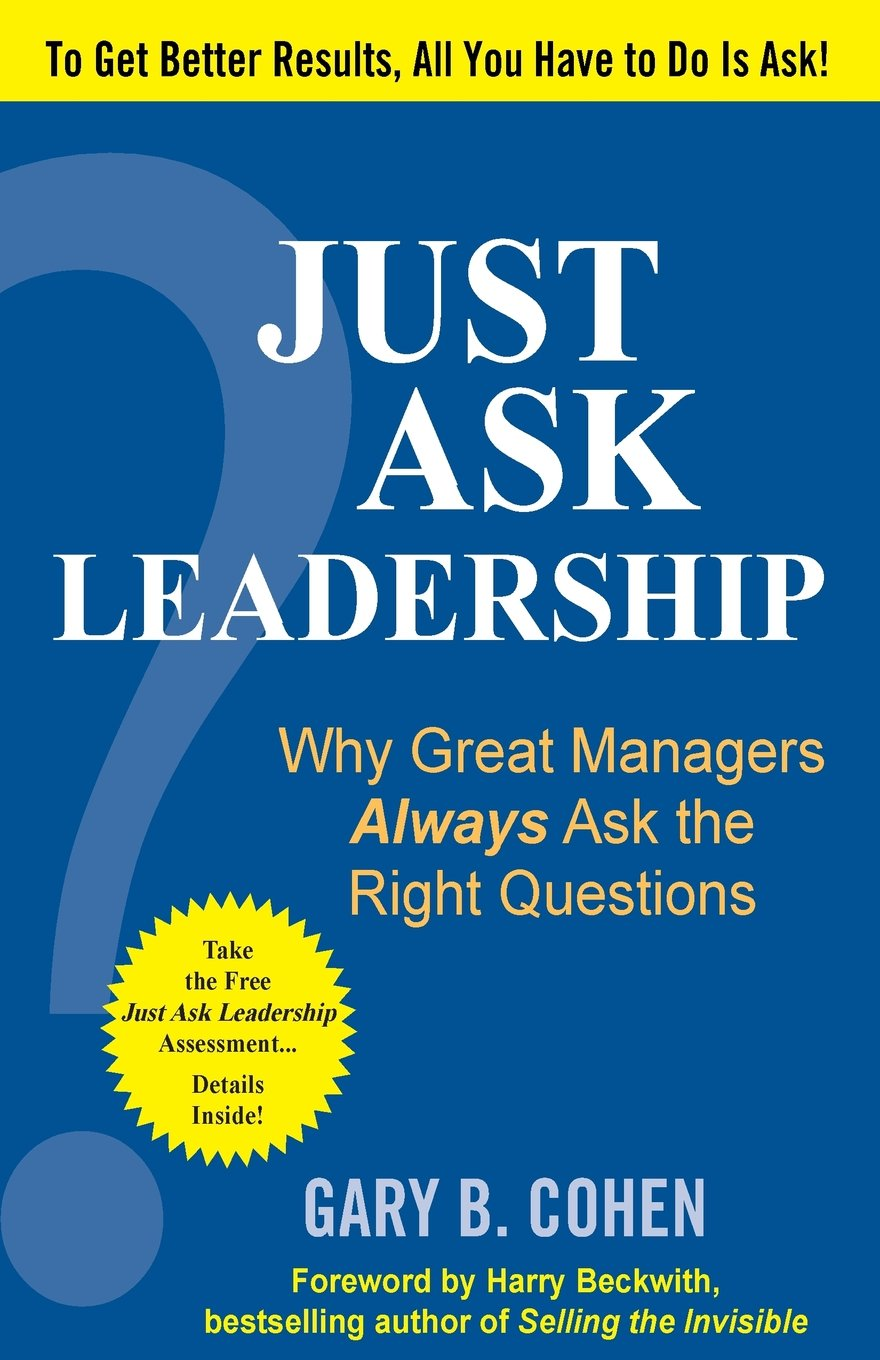 Just Ask Leadership Managers Questions product image
