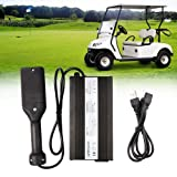GZQ Golf Cart Battery Charger 36V 5A for Ez-go&Club cart