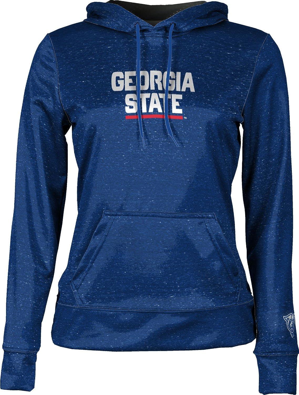 School Spirit Sweatshirt Heathered Georgia State University Girls Pullover Hoodie