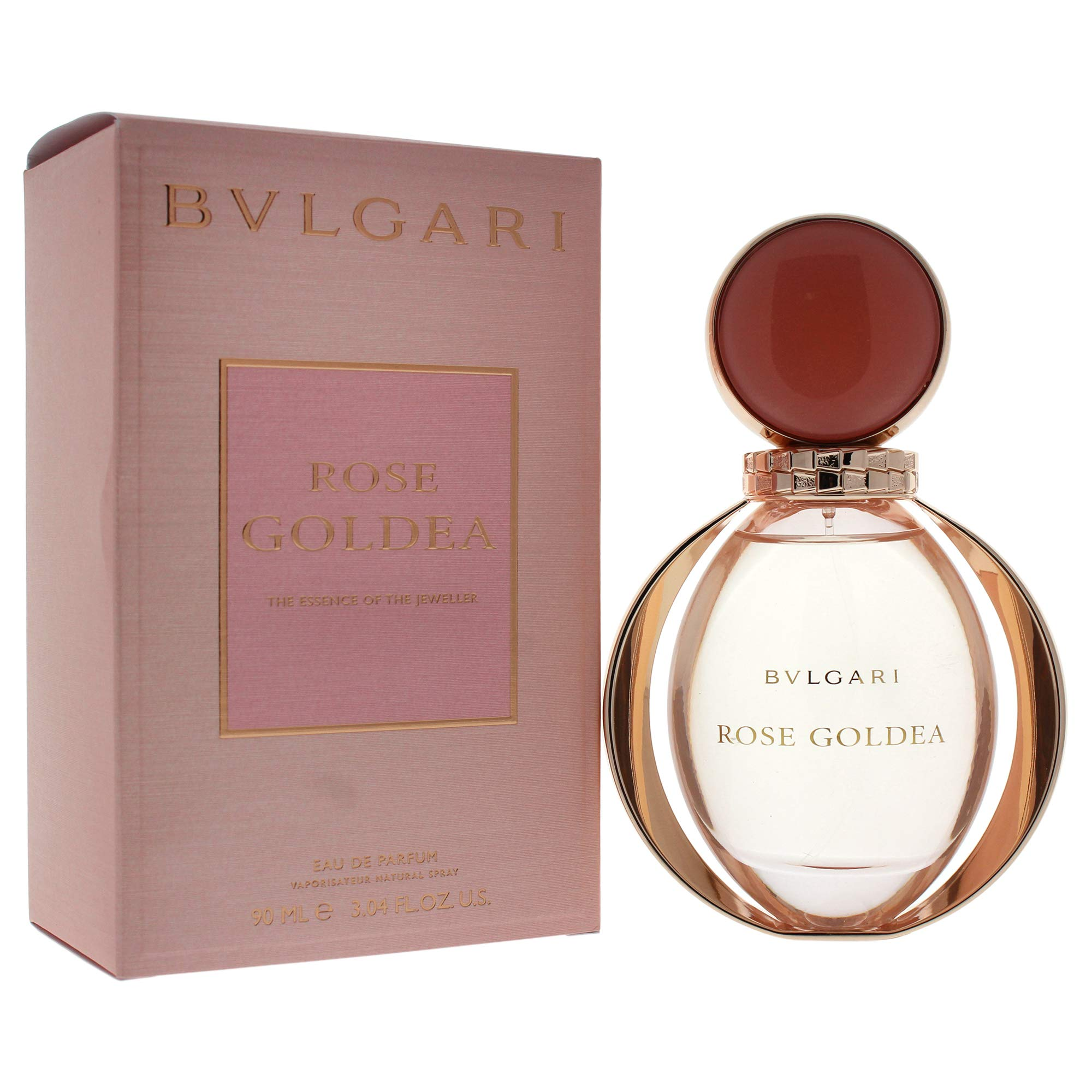 9d12f8ea85f Amazon.com   Bvlgari Goldea Eau de Parfum Spray for Women