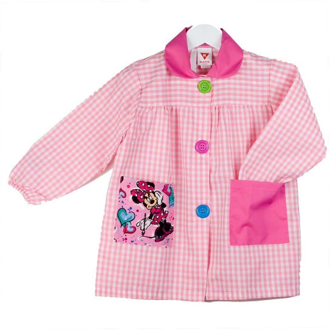 KLOTTZ - BABY MINNIE GUARDERIA BATA ESCOLAR niñas: Amazon.es: Ropa y accesorios